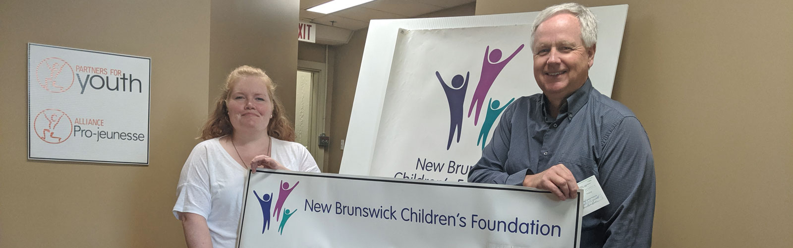 The New Brunswick Children's Foundation supports Camp Tippy Canoe