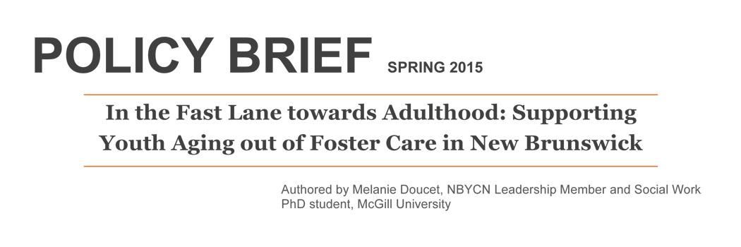 Aging Out of the Care System