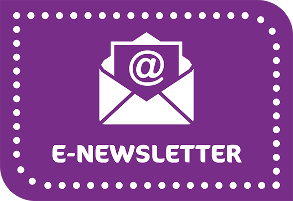 Sign up to receive our e-newsletter!