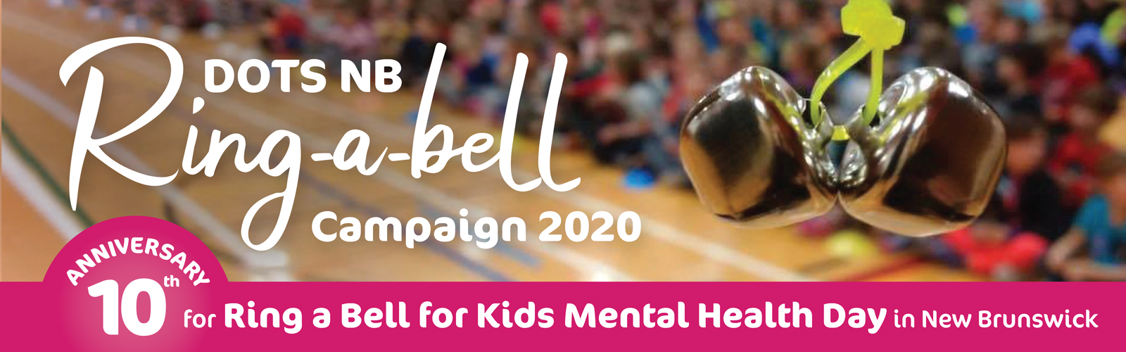 Dots NB Ring-a-Bell 2020 Campaign